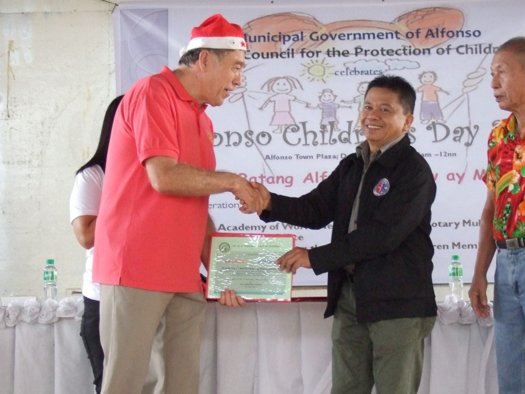 2014 12-19 Alfonso Children's Day X-mas Party #26 (Large)