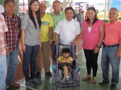 DSWD Alfonso Christmas Event for PWD